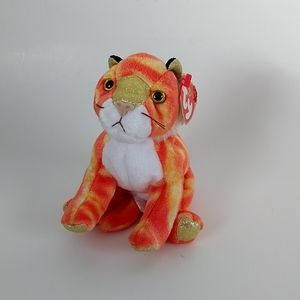Ty beanie baby Tiger chinese zodiac collection NWT